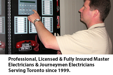 Electrical Contractor in Toronto