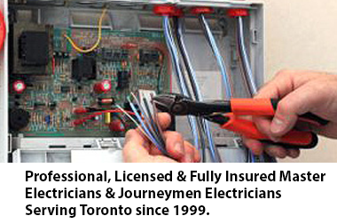 Electrical Contractor in Markham