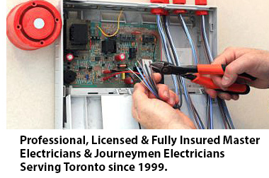 Professional Electrician In Toronto
