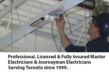 Live Electrical Work