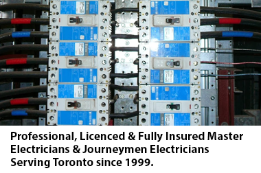 Licensed Professional Electrician In Toronto