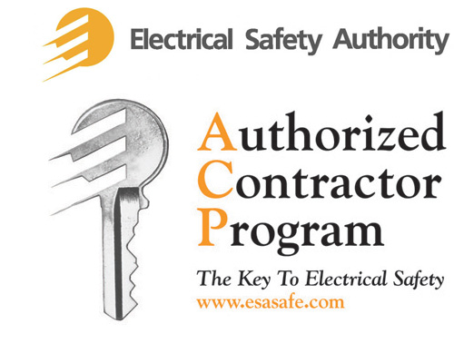 Electrical Authorized Contractor Program